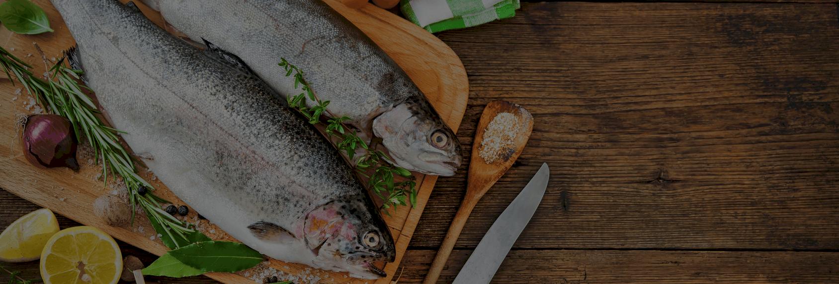 Ryby, dodatki
